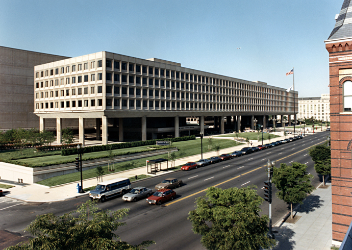 DOE Forrestal Building Picture